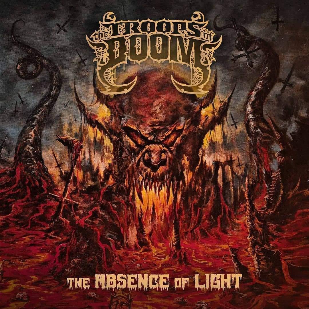 The Troops Of Doom presentan portada y tracklist de su nuevo EP