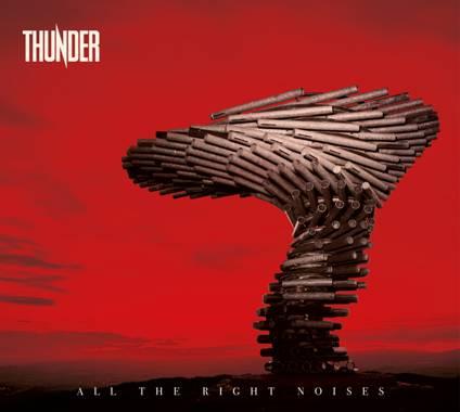THUNDER: anuncian la publicación de la edición ampliada de su último álbum (N#3 en UK)