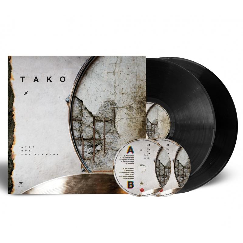 TAKO: Estrena el videoclip 'Aunque Nos Cueste la Vida'