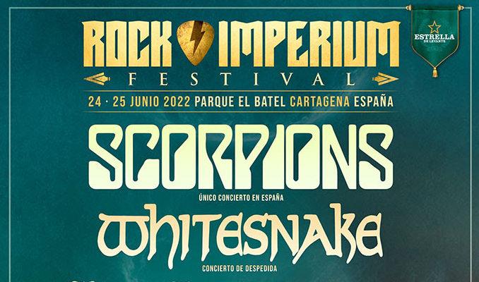 Rock Imperium Festival anuncia 7 nuevas incorporaciones
