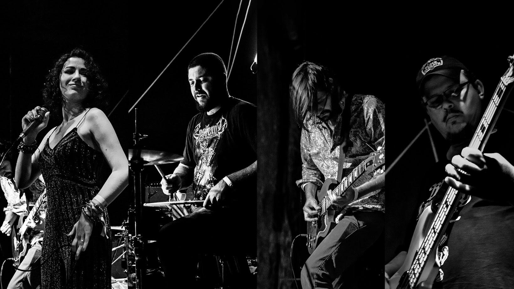 Spiral Guru: Presentan nuevo single y vídeo «The Fantastic Hollow Man»