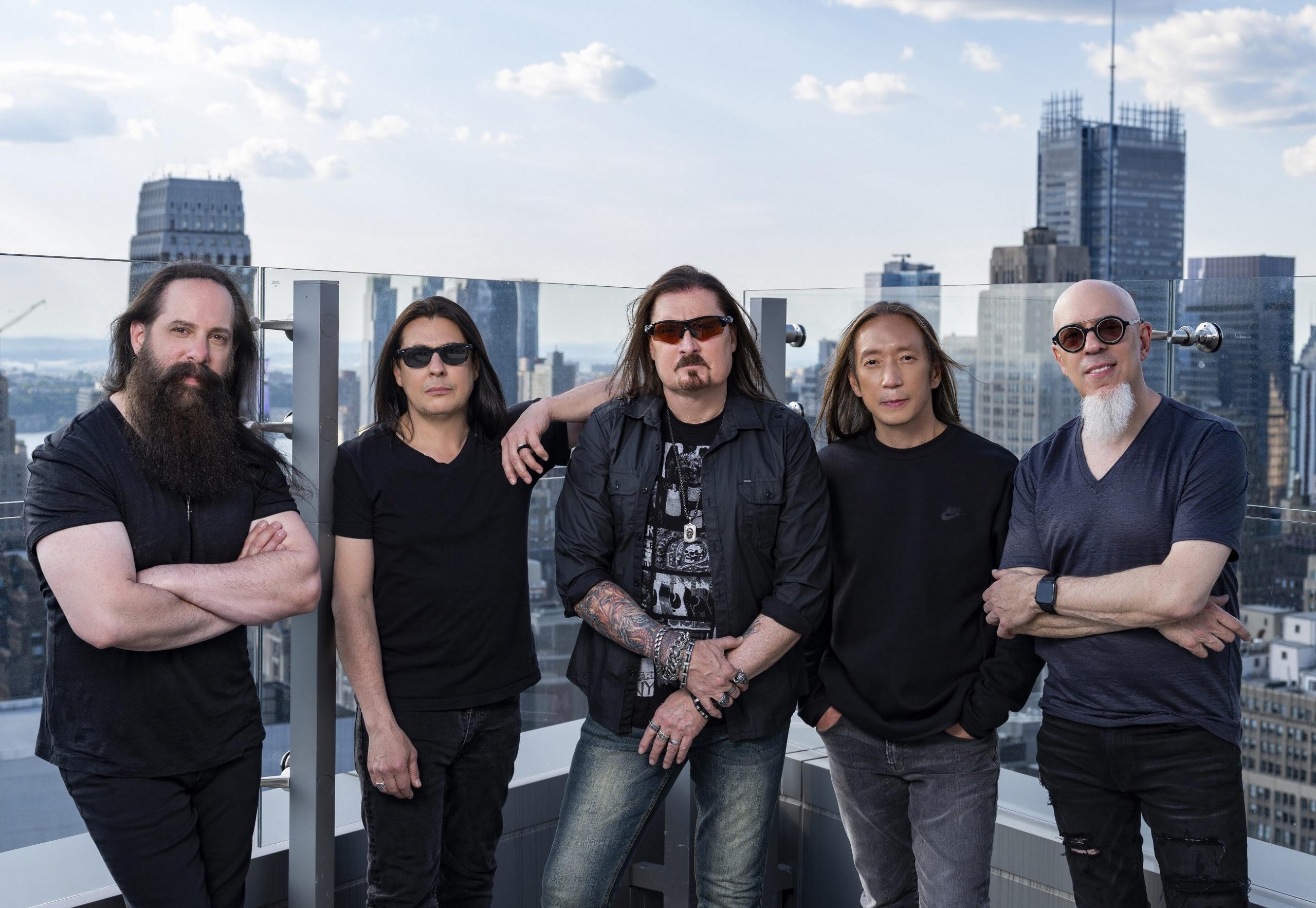 Dream Theater. Estreno de un vídeo animado del tema «The Alien»