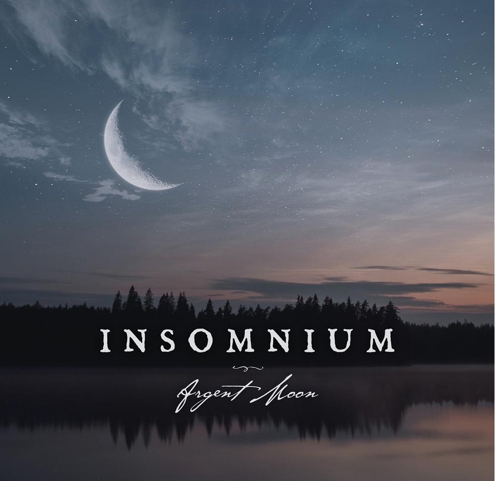 """INSOMNIUM estrena nuevo single y vídeo, """"The Antagonist"""" y anuncia nuevo EP 'Argent Moon'"""