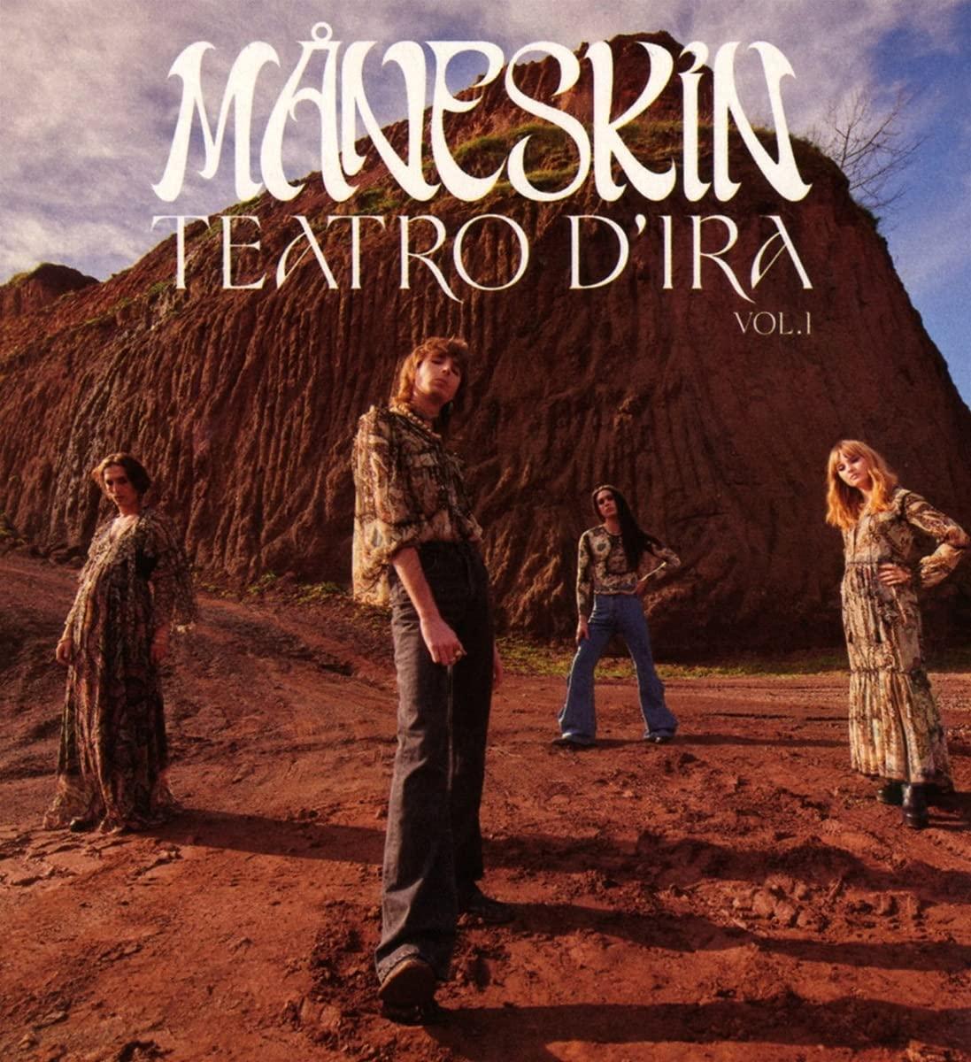 Review: Maneskin «Teatro D'Ira»