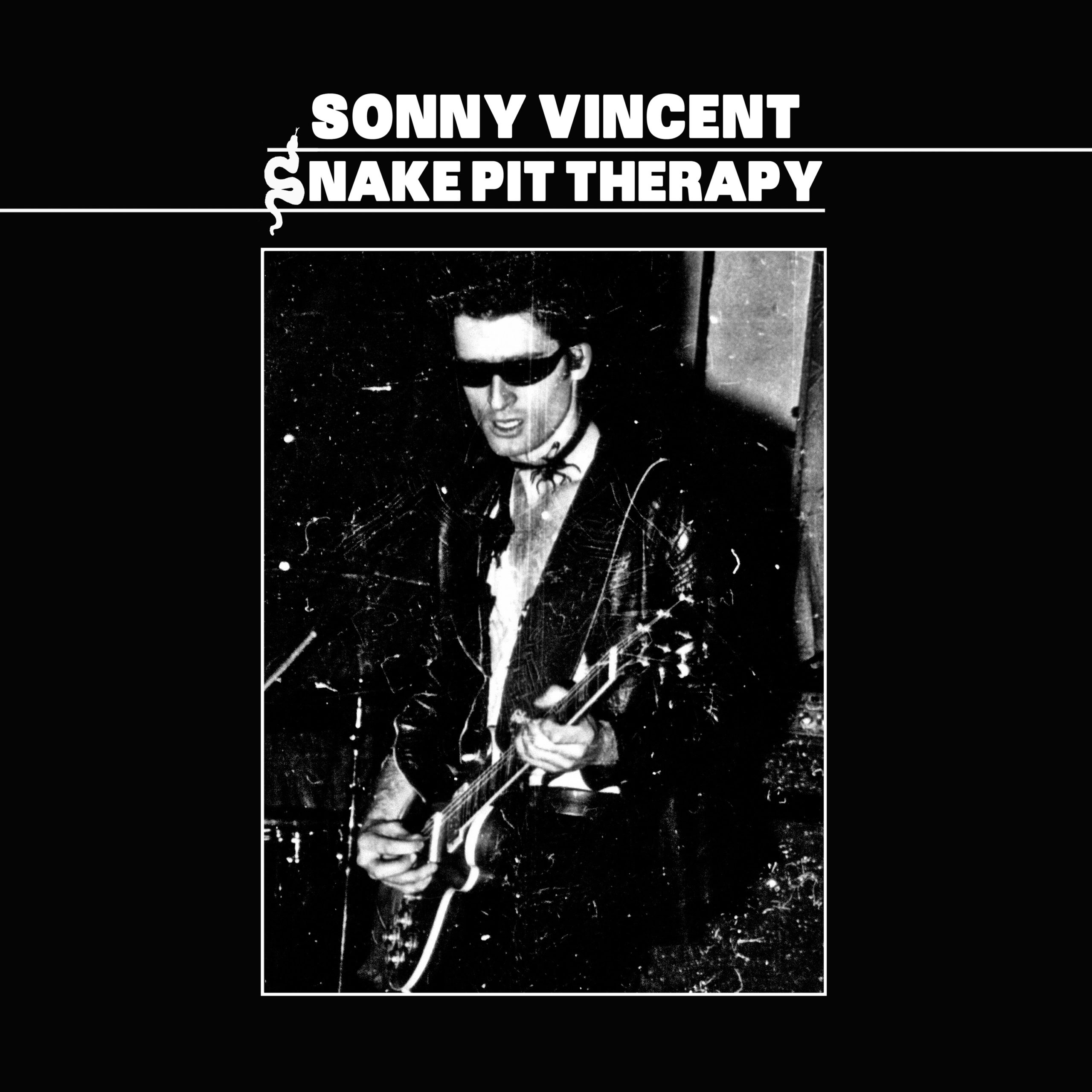 Review: Sonny Vincent «Snake Pit Therapy»