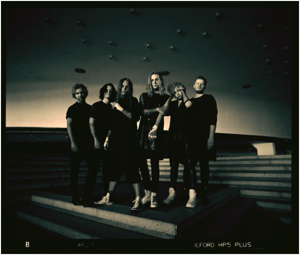 Blind Channel: estreno de nuevo single y vídeo «Balboa»