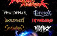 XVII Algarroba Rock presenta los horarios