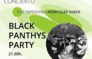 Crónica: Black Panthys Party – 8 de septiembre en Oviedo