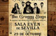 The Groggy Dogs: Sevilla Sala Even el 29 de octubre