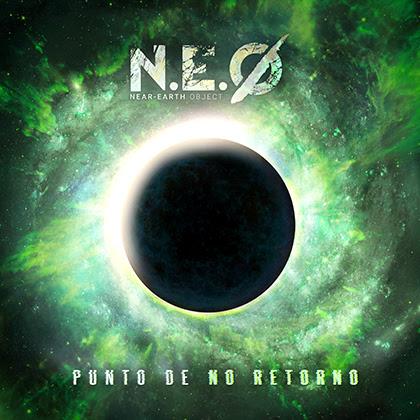 N.E.O: Publica hoy su nuevo álbum 'Punto de No Retorno'