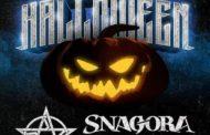 Happy Halloween: El 31 de octubre en Málaga con Snagora – Estrella Negra y TNT
