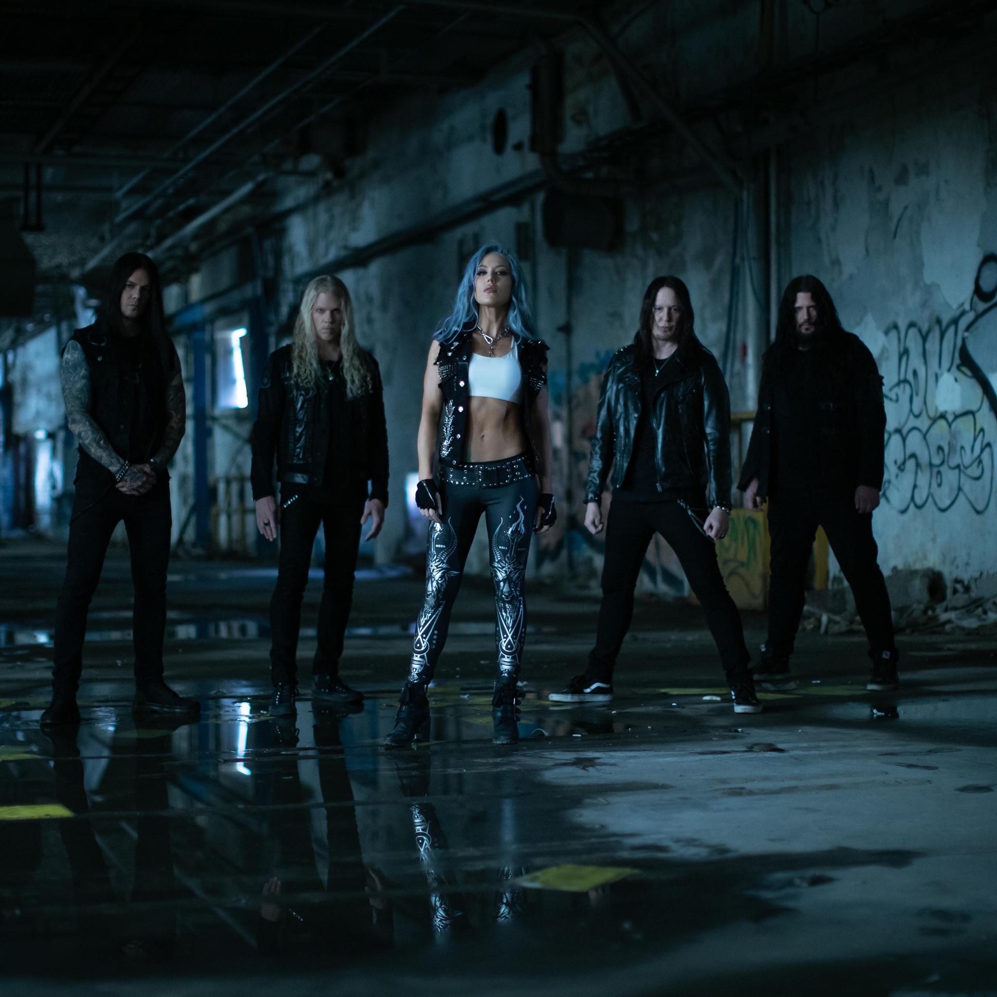 Arch Enemy «Deceiver, Deceiver»